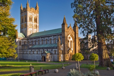 Buckfast Abbey 2