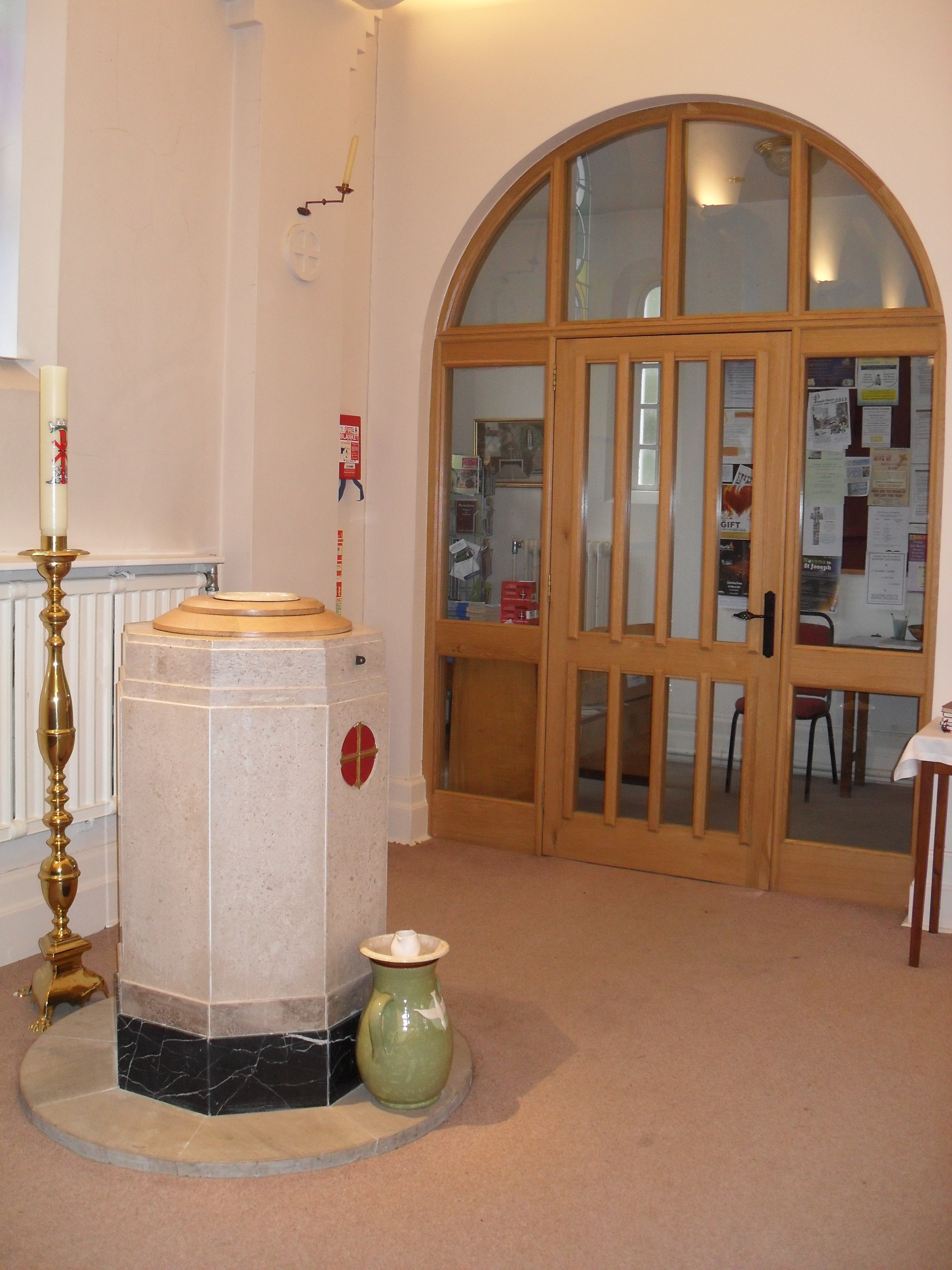 Baptism and Confirmation are two of the Sacraments of Initiation into the Church which is the universal Sacrament of salvation \u2013 the visible making-present ... & Baptism   Holy Spirit Catholic Church Bovey Tracey Devon TQ13 9BY