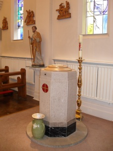 Font and St Joseph
